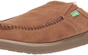 Sanuk Men's You Got My Back II Chill LX Mule, Chestnut, 10 M US