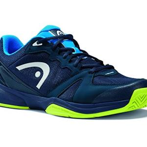 HEAD Revolt Team 2.5 Men's Tennis Shoes - Blue/Green