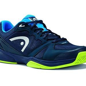 HEAD Revolt Team 2.5 Men's Tennis Shoes - Blue/Green