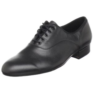 Bloch Xavier Ballroom Shoe, Black