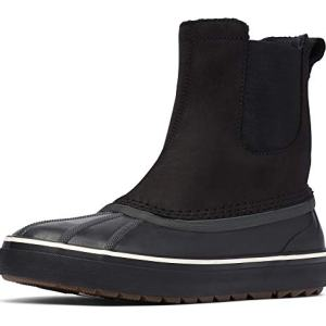 Sorel - Men's Cheyanne Metro Chelsea Waterproof Insulated Leather Boots