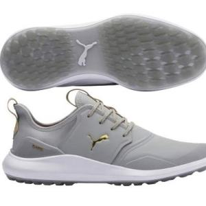 Puma Golf Men's Ignite Nxt Pro Golf Shoe, high Rise-puma Team Gold-puma White