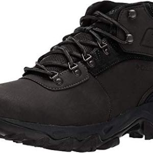 Columbia Men's NEWTON RIDGE PLUS II WATERPROOF Wide Hiking Boot