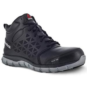 Reebok Work Sublite Cushion Work Mid EH Black