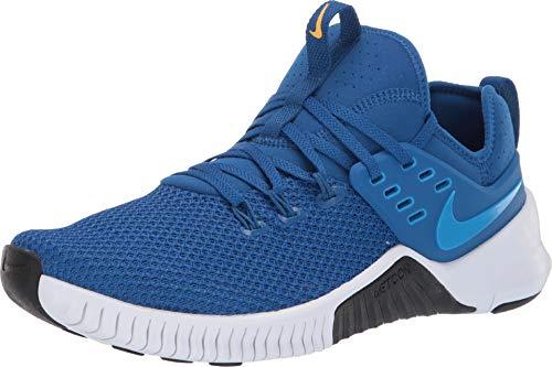 Nike Men's Metcon Free Training Shoe Team Royal/Amarillo-LT Photo Blue