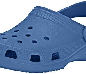 crocs Women's Classic Mule Blue Jean - 14 US Men/ 16 US Women M US