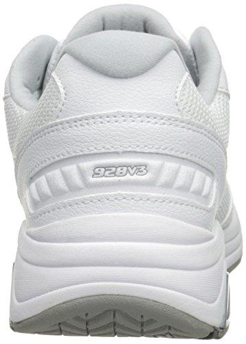 New Balance Men's Mens Walking Shoe Walking Shoe, White/White New Balance Men's Mens 928v3 Walking Shoe Walking Shoe, White/White, 10.5 2E US.