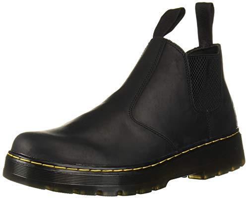 Dr. Martens Men's Hardie Chelsea Boot, Black