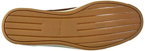 Cole Haan Men's Berkley Sneaker, BRITISH TAN TPU outsole with flex grooves for flexibility and auxetic tread element traction EVA dropin within the heel for consolation Molded EVA footbed for added consolation TPU outsole with flex grooves for flexibility and auxetic tread element traction. EVA dropin within the heel for consolation. Molded EVA footbed for added consolation. True moccasin development for traditional detailing.  TPU outsole with flex grooves for flexibility and auxetic tread element traction. EVA dropin within the heel for consolation. Molded EVA footbed for added consolation. True moccasin development for traditional detailing.  TPU outsole with flex grooves for flexibility and auxetic tread element traction  EVA dropin within the heel for consolation
