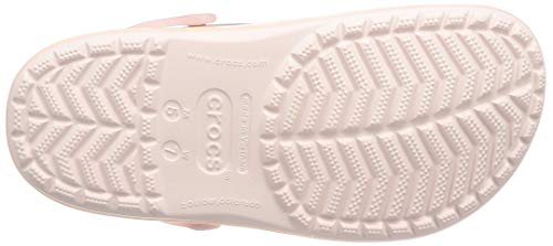 Crocs Crocband Ice Pop Clog, barely pink Built on our sporty Crocband silhouette New ice pop remedy in bands Incredibly gentle and enjoyable to put on & Customizable with Jibbitz charms Pivoting heel strap for a safer match Iconic Crocs Comfort: Lightweight. Flexible. 360-degree consolation. The extremely in style crocband™ clog will get a cool and sporty new design this season, because of an ice pop shade remedy that is certain to maintain you in a spring and summer time way of thinking all 12 months lengthy. The crocband™ assortment is all about exhibiting your stripes and taking a feet-first trip anytime you select, and these clogs are the proper solution to chill.
