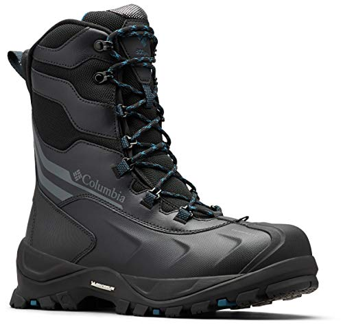 Columbia Men's Bugaboot Plus IV XTM Omni-Heat Mid Calf Boot, Black