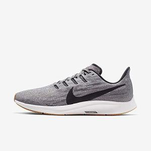 Nike Men's Air Zoom Pegasus 36 Running Shoe Gunsmoke/Oil Grey/White