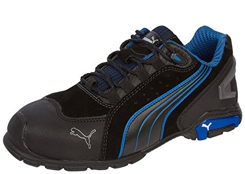 PUMA Safety Men's Rio Black Sneaker