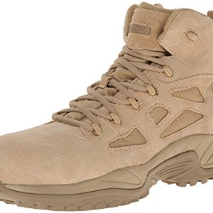 Reebok Work Men's Rapid Response Safety Boot,Tan