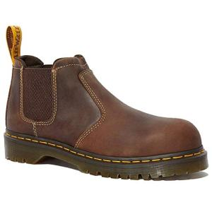 Dr. Martens - Unisex Furness Steel Toe Light Industry Boots, Aztec