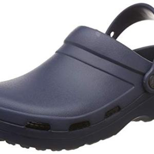 Crocs Specialist II Vent Clog, Navy, 16 US Women / 14 US Men M US