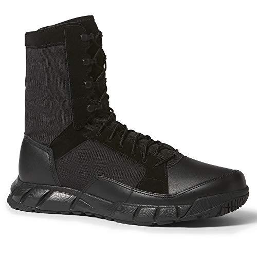 Oakley Men's SI Light Patrol Boots,9,Blackout