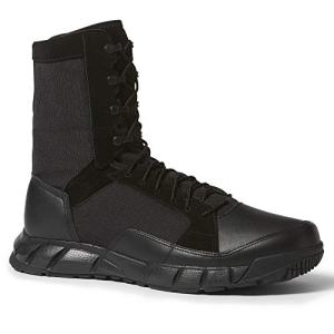Oakley Men's SI Light Patrol Boots,9,Blackout