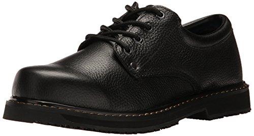 Dr. Scholl's Shoes Men's Harrington II Work Shoe, Black, 9 M US