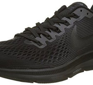 Nike Men's Air Zoom Pegasus 34 Running Shoe (Black/Dark Grey/Anthracite)