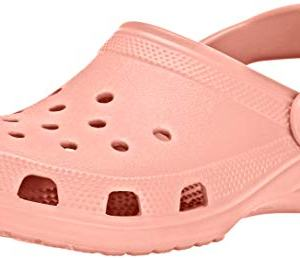 Crocs Classic Clog|Comfortable Slip On Casual Water Shoe, melon