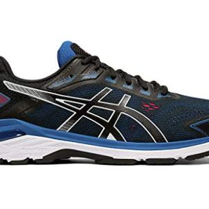 ASICS Men's Running Shoes, Black/Black