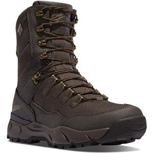 "Danner Men's Vital 8"" Waterproof Hunting Boot, Brown"
