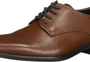 Calvin Klein Men's Oxford, Tan