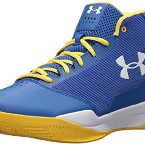 Under Armour Men's Jet 2017 Basketball Shoe, Team Royal (400)/Team Royal