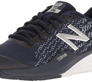 New Balance Women's Hard Court Tennis Shoe, Pigment