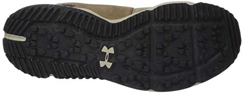 Under Armour Men's Culver Low Waterproof Sneaker Hiking Shoe Tight weave textile, suede & treated leather upper for lightweight durability & comfort Waterproof boot liner for added shield from the elements Rubber heel overlay for protection Lightweight EVA midsole for optimal cushioning ESS plate for push through protection Under Armour's mission is to make all athletes better through passion, design and the relentless pursuit of innovation. Where we started? It all started with an idea to build a superior T-shirt. The technology behind Under Armour's diverse product assortment for men, women and youth is complex, but the program for reaping the benefits is simple: wear HeatGear when it's hot, ColdGear when it's cold, and AllSeasonGear between the extremes.