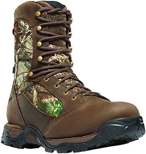 """Danner Men's Pronghorn 8"""" GTX 400G Hunting Shoe, Realtree Edge"""