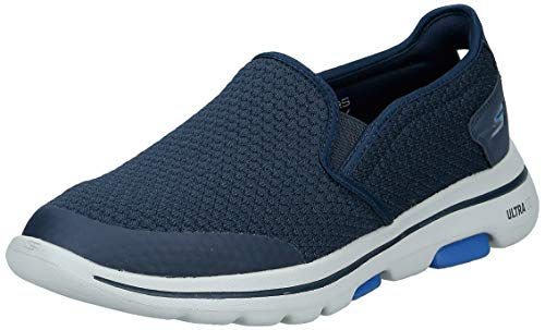 Skechers Men's Gowalk 5 Apprize-Double Gore Slip on Performance Walking Shoe