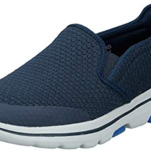 Skechers Men's Gowalk 5 Apprize-Double Gore Slip on Performance Walking Shoe