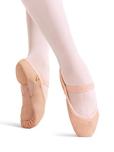Capezio Love Ballet Flat (Toddler/Little Kid),Pink