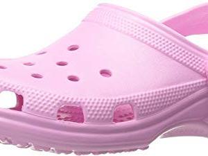 Crocs Unisex Classic Clog K, Carnation
