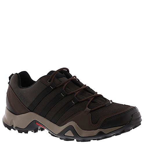 adidas outdoor Terrex AX2R Hiking Shoe - Men's Black/Night Brown/Black 10
