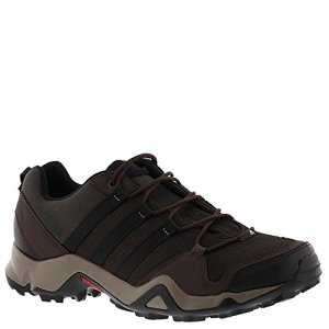 adidas outdoor Terrex AX2R Hiking Shoe - Men's Black/Night Brown/Black 10