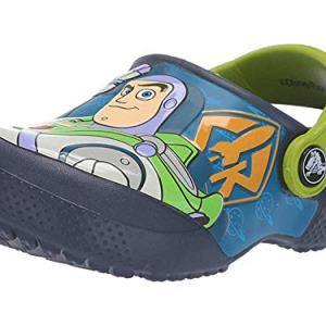 Crocs Boys and Girls Buzz Woody Clog, Navy