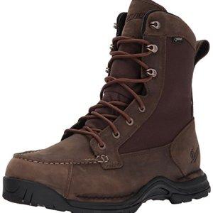 Danner Men's Sharptail Hunting Shoes, Dark Brown