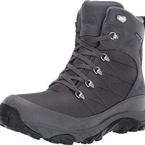 The North Face Men's Chilkat Nylon Boot, Zinc Grey/Ebony Grey, 10 D