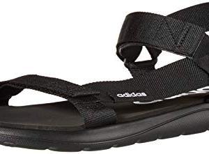 adidas Comfort Sandal Slide, Black
