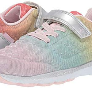 Stride Rite Girls Made2Play Cora Machine Washable Athletic Sneaker