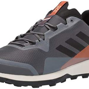 adidas outdoor Men's Terrex CMTK GTX Trail Running Shoe, Grey Five/Black/TECH