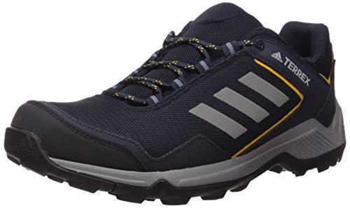 adidas outdoor Men's Terrex EASTRAIL GTX Boot, Legend Ink/Grey Three/Active Gold, 9 D US
