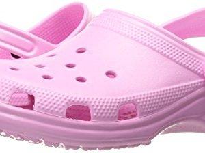 Crocs Kids' Classic Clog, Carnation