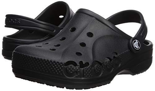 Crocs Kids' Baya Clog  Comfortable Slip On Water Shoe for Toddlers, Boys, Girls