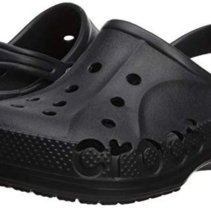 Crocs Kids' Baya Clog |Comfortable Slip On Water Shoe for Toddlers, Boys, Girls