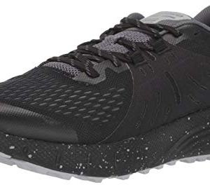 Under Armour Men's Charged Bandit Trail Sneaker, Black