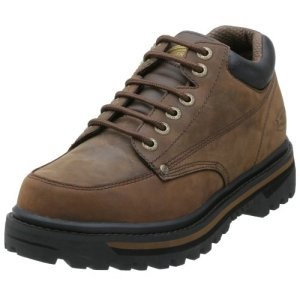 Skechers Men's Mariner Low Boot,Dark Brown